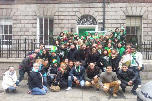 ¡Practicar inglés sin coste alguno en Dublín!