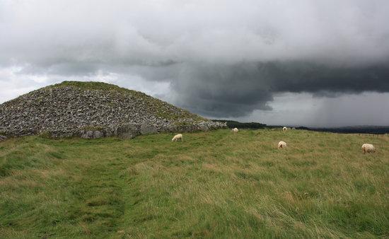 Monumentos Prehistóricos en Irlanda. Los Orígenes.