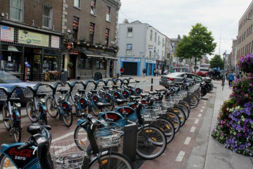 En bicicleta por Dublín