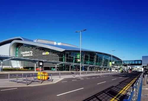 Transporte desde el aeropuerto de Dublín
