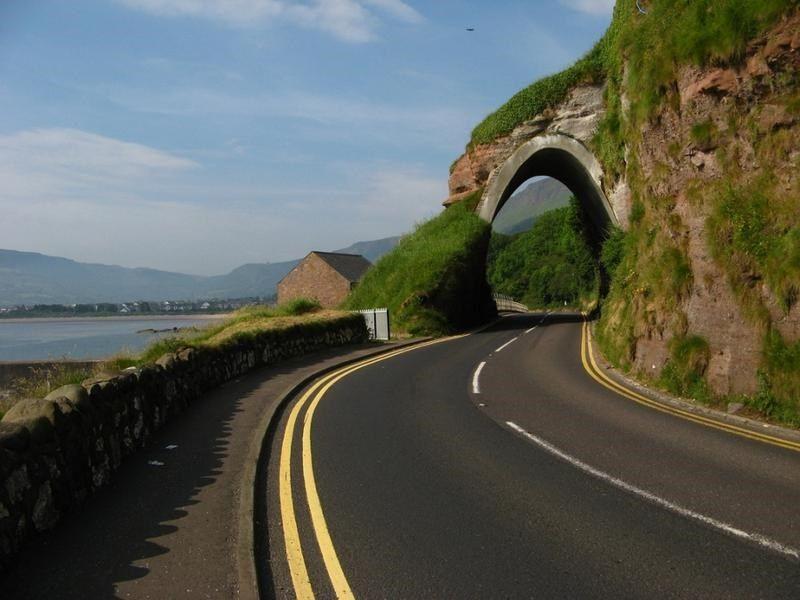 Carreteras de Irlanda