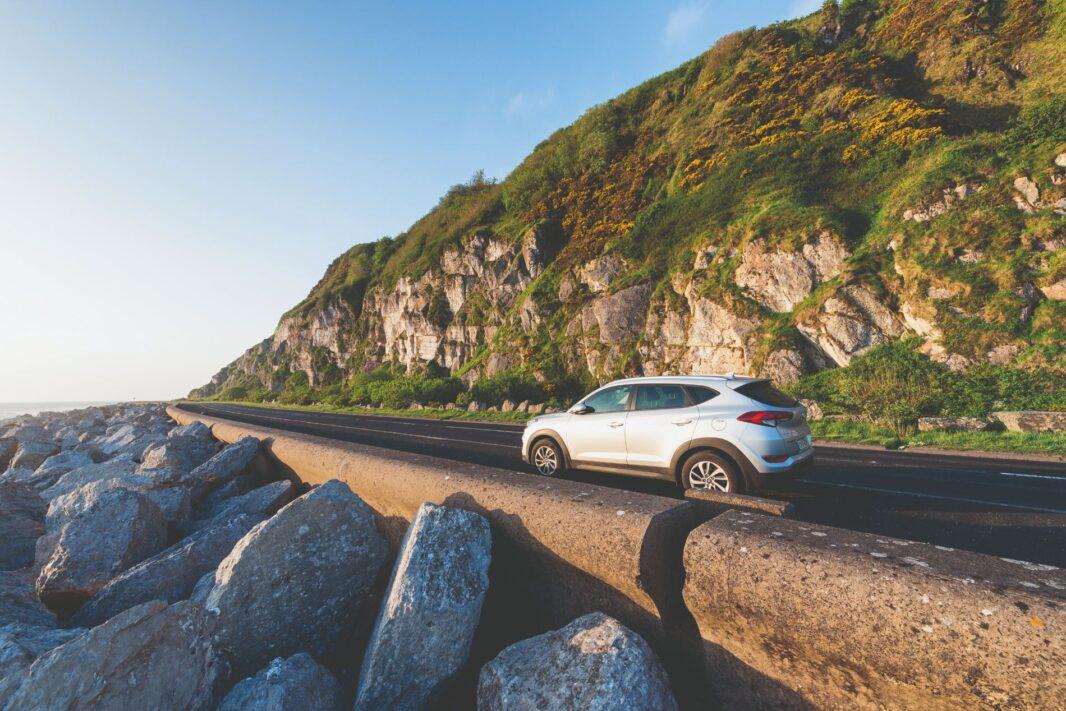 Conducir en Irlanda
